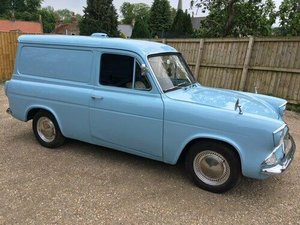FORD ANGLIA VAN WANTED FORD ANGLIA 307E VAN WANTED Wanted