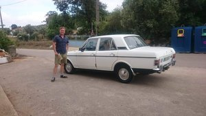 1969 Un-touched all original Ford Cortina For Sale