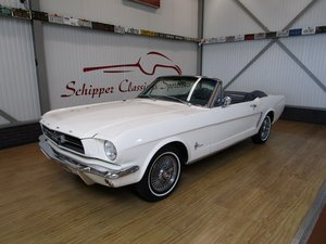 Ford Mustang 200CU Automatic Cabrio Early model 1964 1/2 For Sale