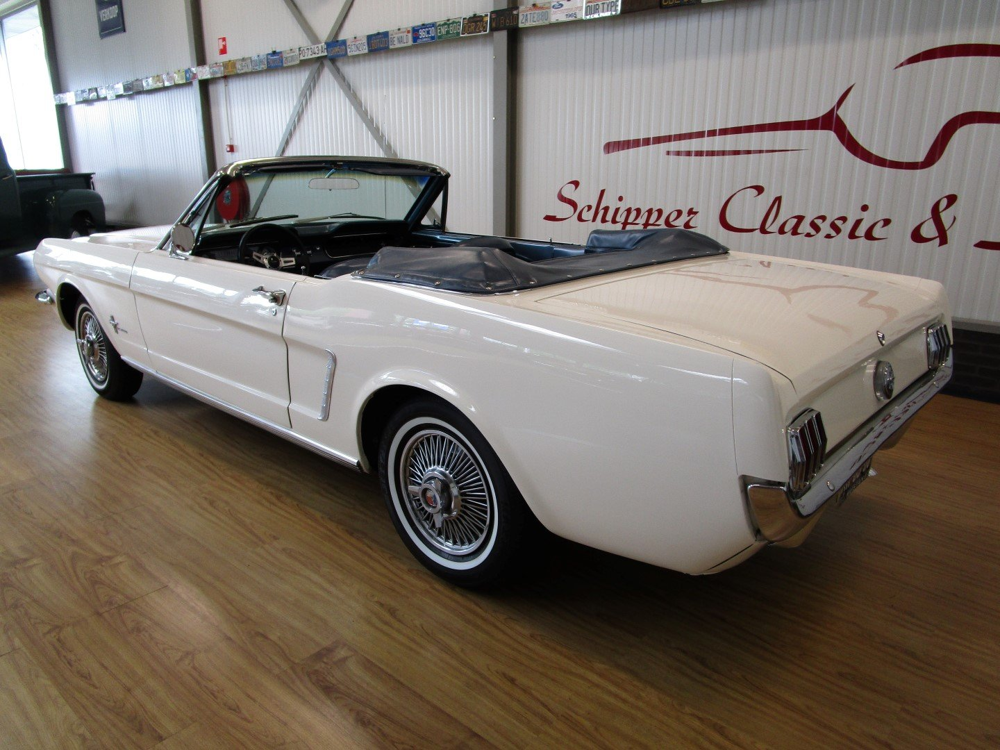 Ford Mustang 200CU Automatic Cabrio Early model 1964 1/2 For Sale (picture 3 of 6)