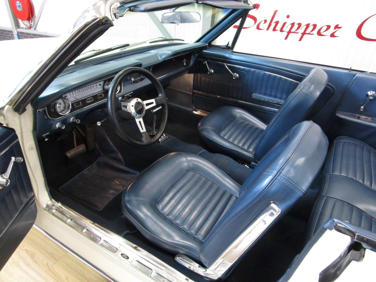 Ford Mustang 200CU Automatic Cabrio Early model 1964 1/2 For Sale (picture 4 of 6)