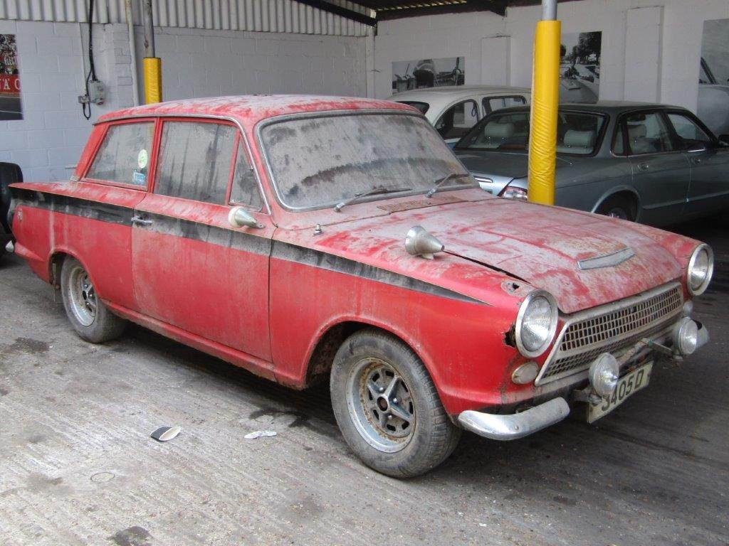 1964 Ford Consul 1500 GT 2 door at ACA 15th June  For Sale (picture 3 of 6)