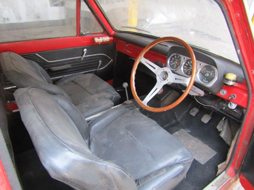 1964 Ford Consul 1500 GT 2 door at ACA 15th June  For Sale (picture 5 of 6)
