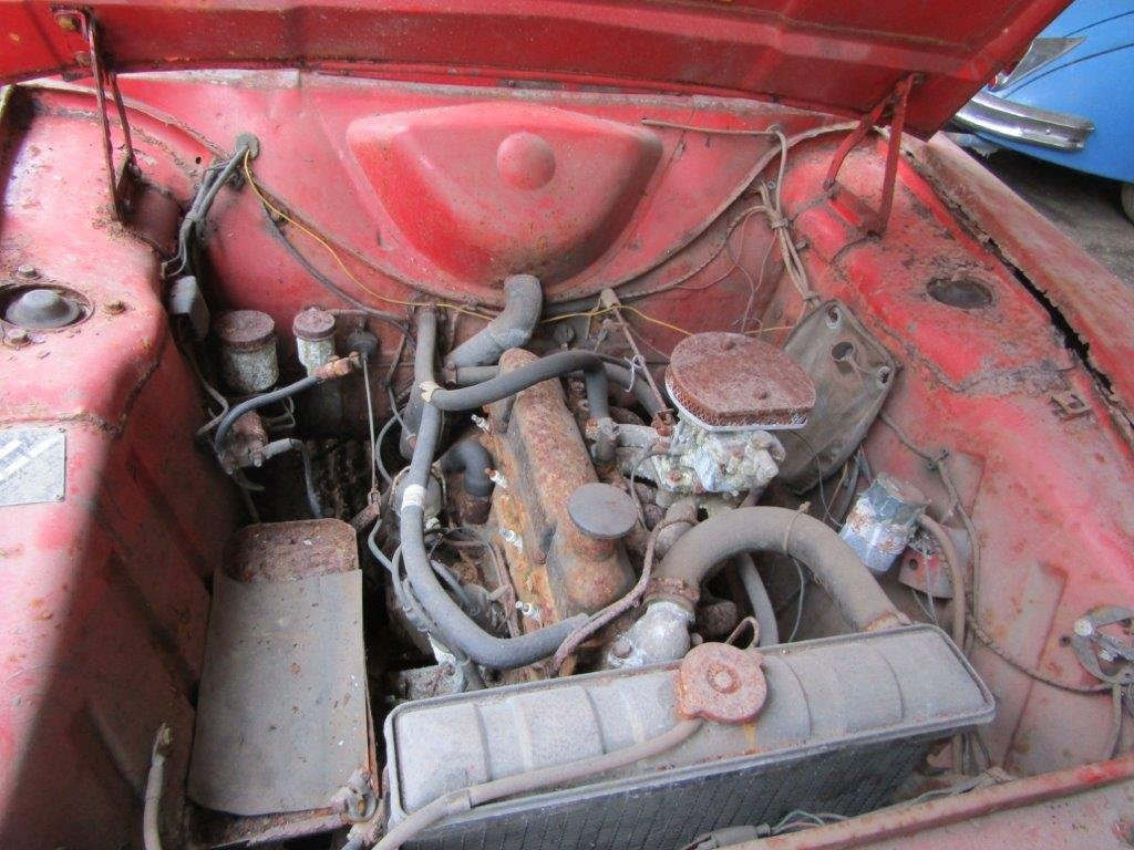 1964 Ford Consul 1500 GT 2 door at ACA 15th June  For Sale (picture 6 of 6)