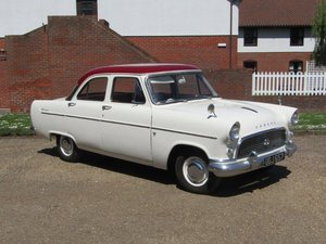 1958 Ford Consul MKII at ACA 15th June  For Sale