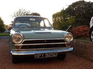 1966 Ford Cortina mk1 for sale For Sale