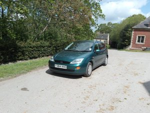 2001 Ford Focus 1.6 LX.Low mileage.Great Condition For Sale