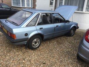 1984 Ford escort 1.3 GL 5 door For Sale