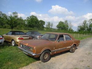 1974 ford taunus TC1 same as cortina mk3