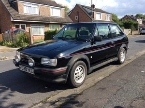 1988 FORD FIESTA XR2 F reg Low miles BARGAIN For Sale