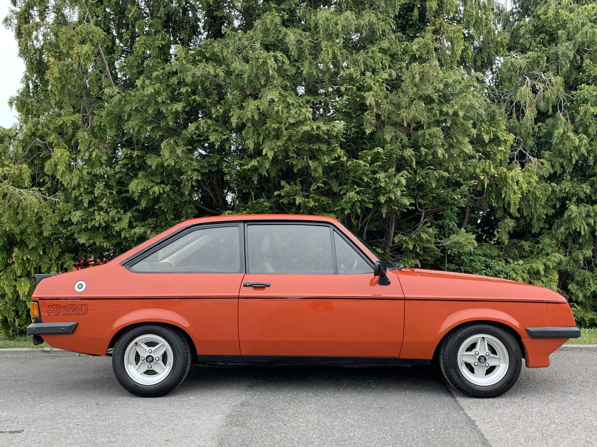 1980 MK2 RS2000 Escort Custom  SOLD (picture 4 of 6)