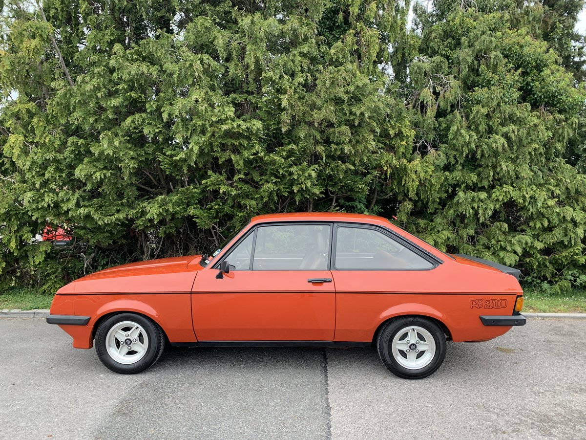 1980 MK2 RS2000 Escort Custom  SOLD (picture 5 of 6)