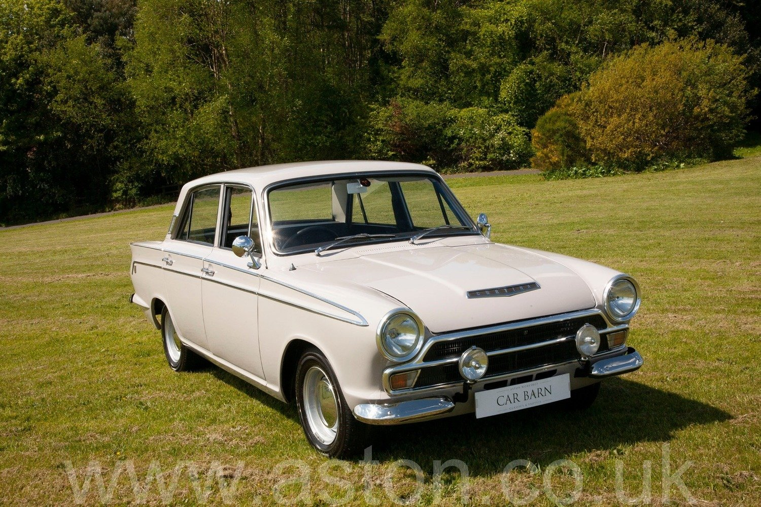 1965 Ford Cortina GT Mark I For Sale (picture 2 of 6)