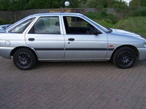 1996 Ford escort 1.6lx  +++low mileage+++ For Sale