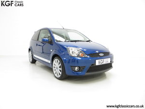 2006 A Pristine Ford Fiesta ST150 with 27,809 Miles SOLD