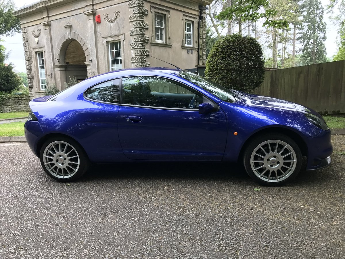 2000 Ford Racing Puma For Sale (picture 1 of 6)