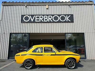 1970 Ford Escort MK1 4X4 TURBO For Sale (picture 1 of 6)