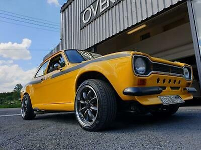 1970 Ford Escort MK1 4X4 TURBO For Sale (picture 2 of 6)