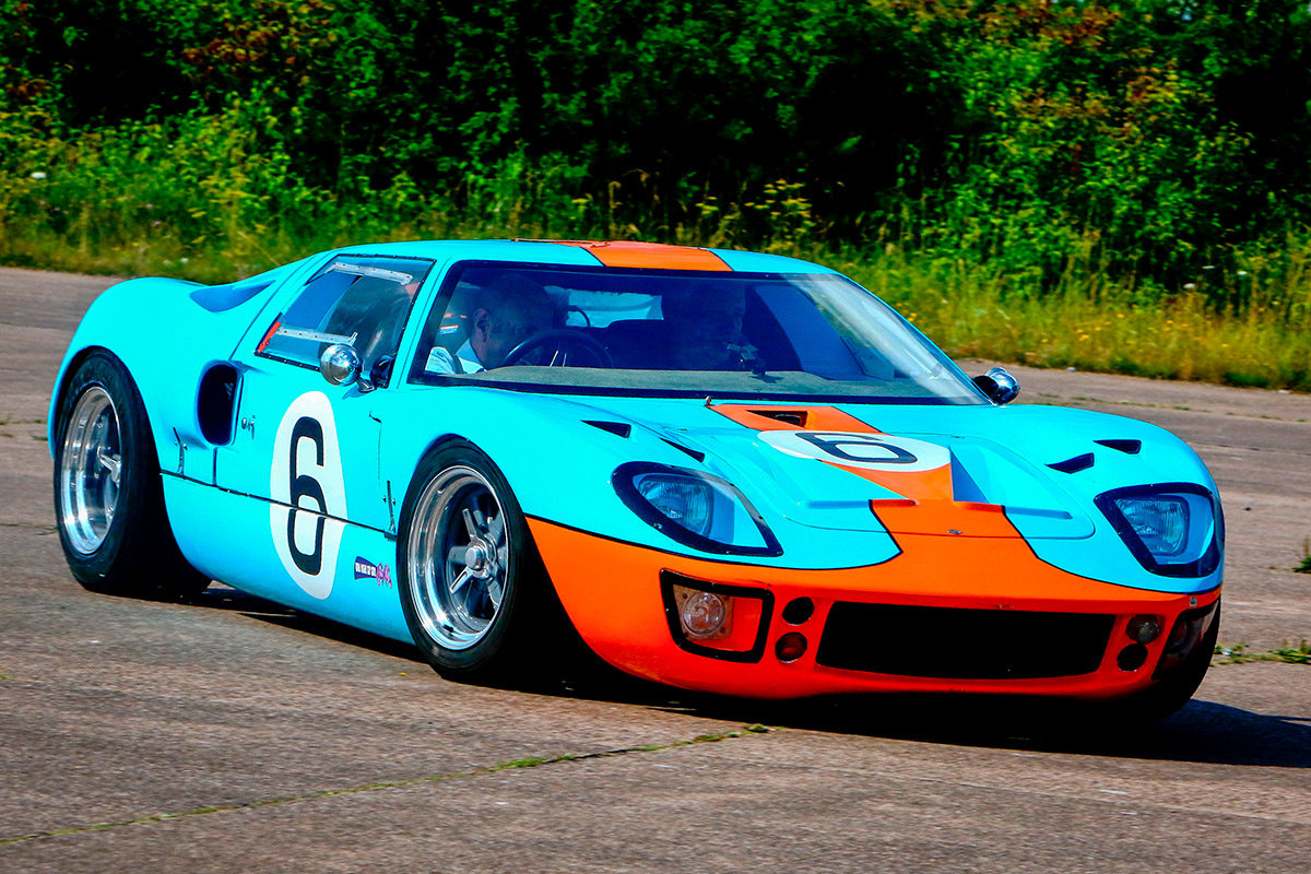 Ford GT40 Replica Wanted (picture 1 of 1)