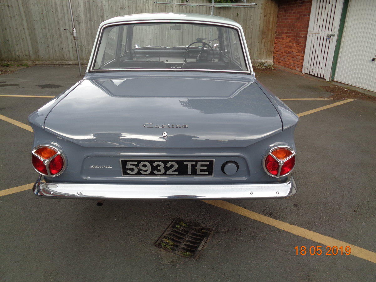 1962 Ford Cortina mk1 1200 Delux For Sale (picture 2 of 6)