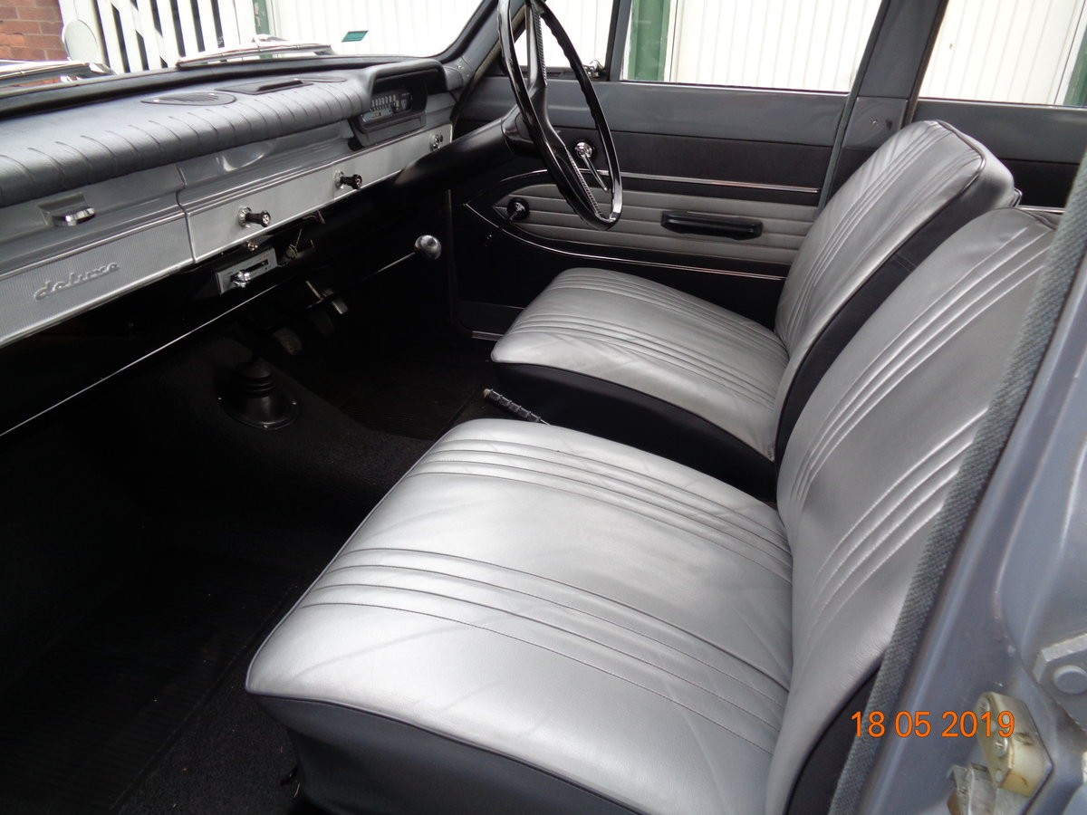 1962 Ford Cortina mk1 1200 Delux For Sale (picture 3 of 6)