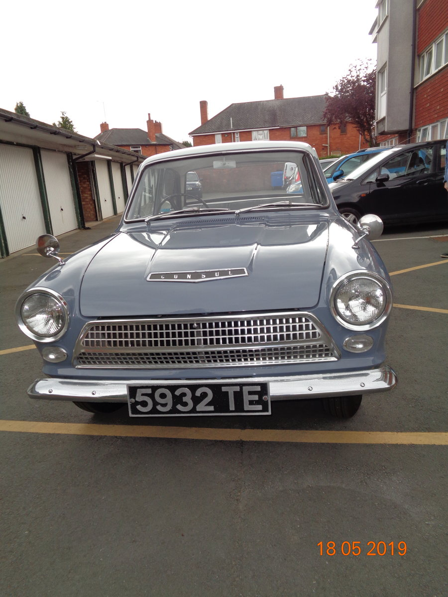 1962 Ford Cortina mk1 1200 Delux For Sale (picture 4 of 6)