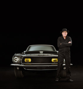 1968 The Shelby Black Hornet