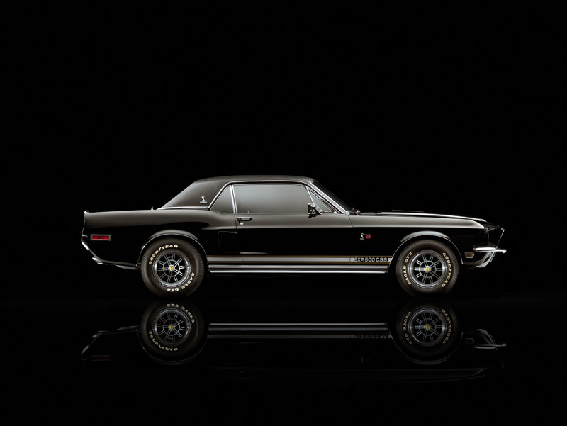 1968 The Shelby Black Hornet For Sale (picture 2 of 6)