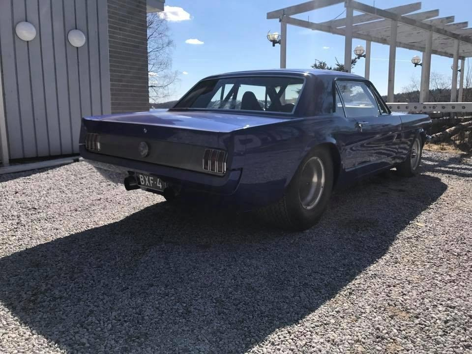 1966 Ford Mustang 600 HP for sale For Sale (picture 2 of 3)