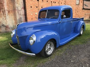 STUNNING 1940 FORD 1/2 TON PICK UP, V8 FLATHEAD For Sale