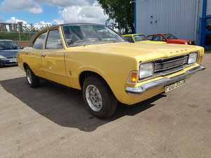 1973 Ford Cortina 2000E - Needs Light Restoration For Sale