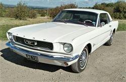 1966 Mustang - Barons Tuesday 4th June 2019