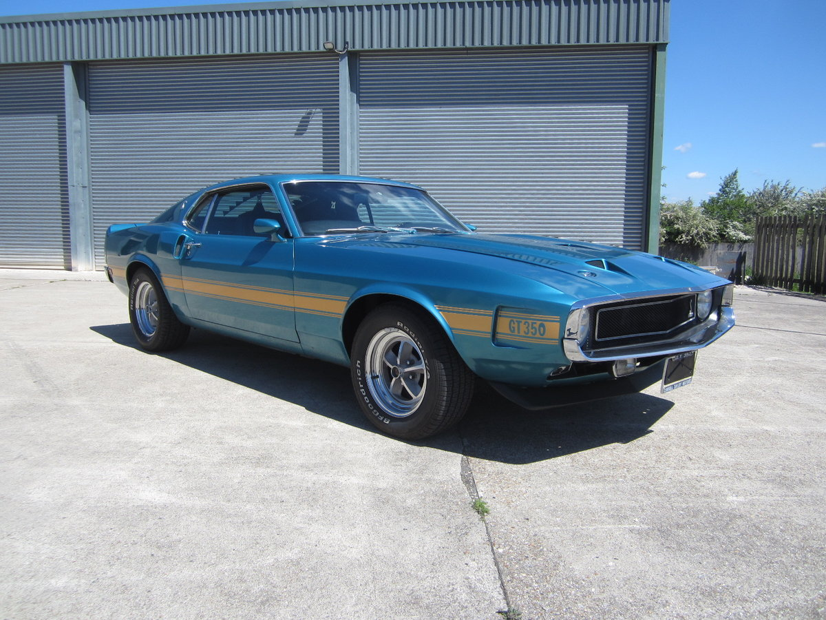 1969 Shelby GT350 Mustang For Sale (picture 1 of 6)