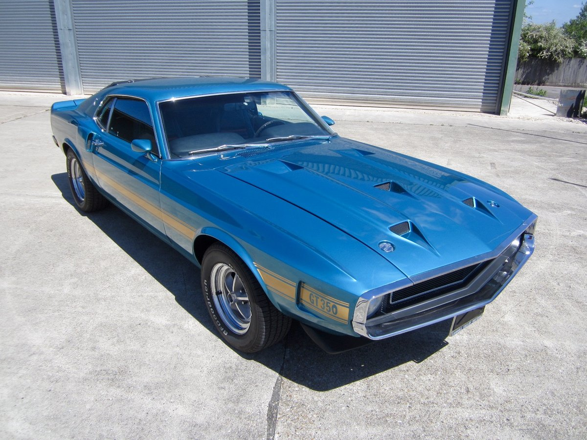 1969 Shelby GT350 Mustang For Sale (picture 2 of 6)