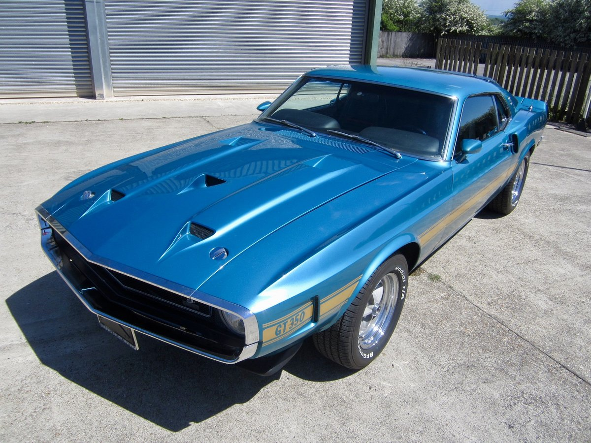 1969 Shelby GT350 Mustang For Sale (picture 3 of 6)