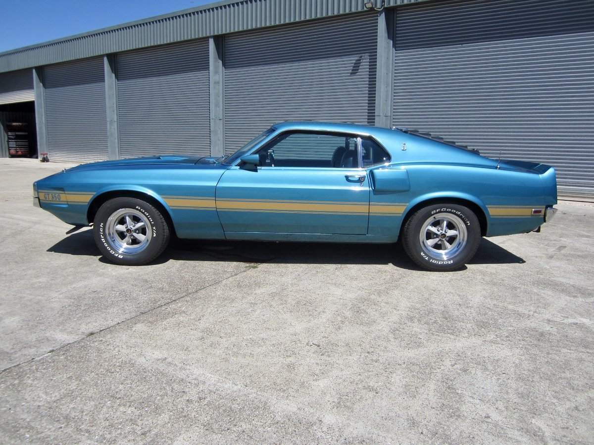 1969 Shelby GT350 Mustang For Sale (picture 4 of 6)