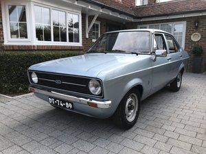 ESCORT MK2 1.3CC 1976 4 DOOR LHD For Sale