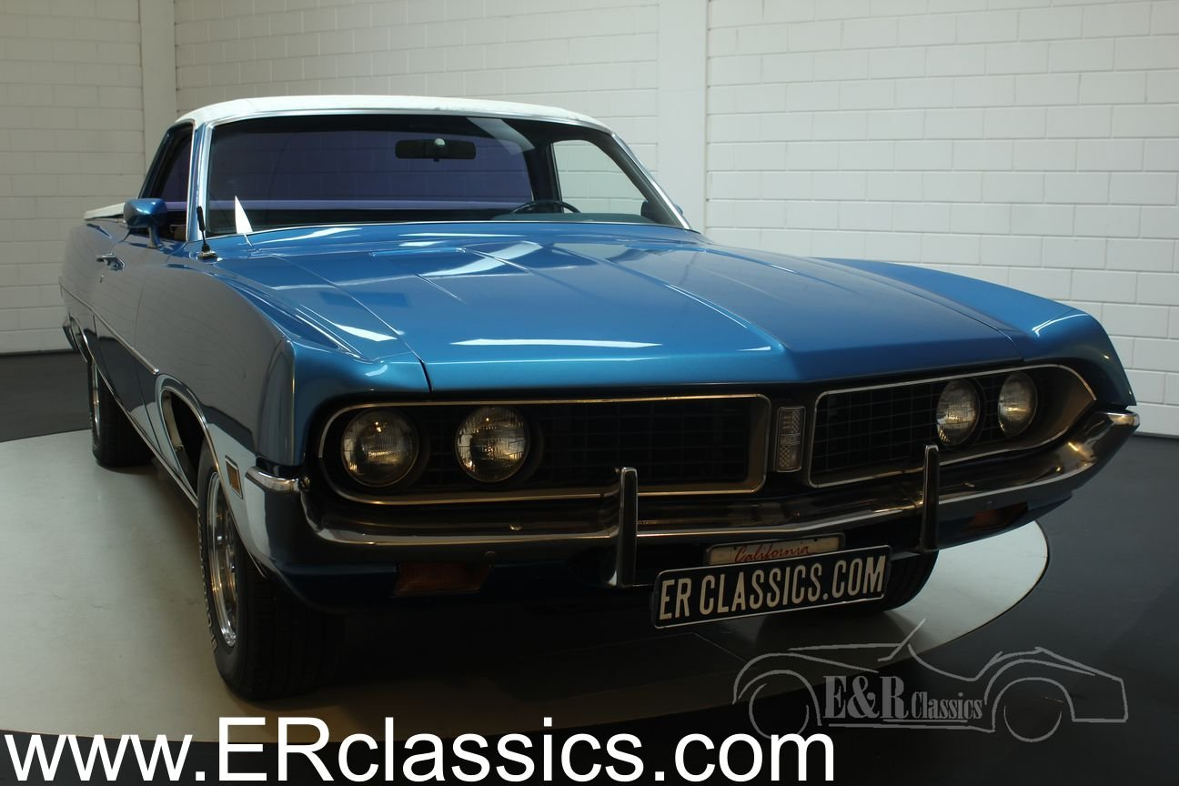 Ford Ranchero 1971 531 CUI V8 For Sale (picture 1 of 6)