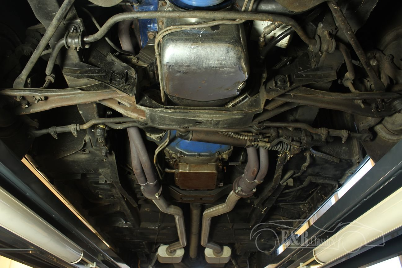 Ford Ranchero 1971 531 CUI V8 For Sale (picture 4 of 6)