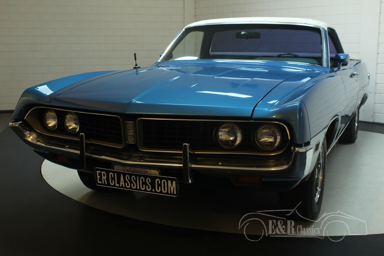 Ford Ranchero 1971 531 CUI V8 For Sale (picture 5 of 6)