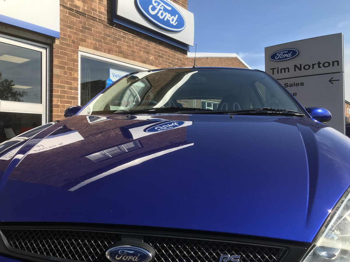 Ford Focus RS MK1 2003 For Sale (picture 5 of 5)