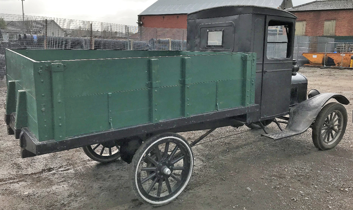 1923 Model T Ton Truck   UK Registered For Sale (picture 2 of 2)