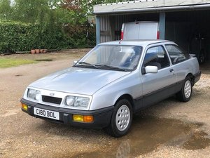 1986 Ford Sierra 2.0 Si LHD at ACA 15th June  For Sale