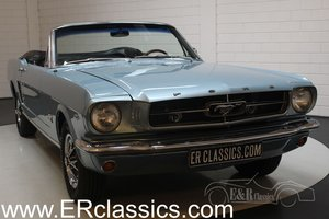 Ford Mustang Cabriolet 1965 Top condition For Sale