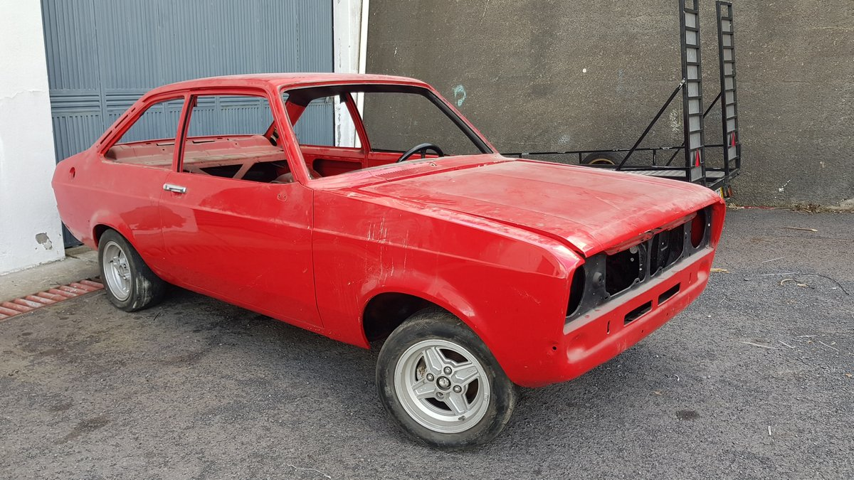 1976 Ford Escort RS2000  Ex-Grp 1 For Sale (picture 1 of 6)