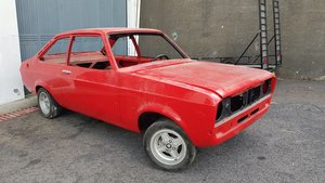 1976 Ford Escort RS2000  Ex-Grp 1  (shell)