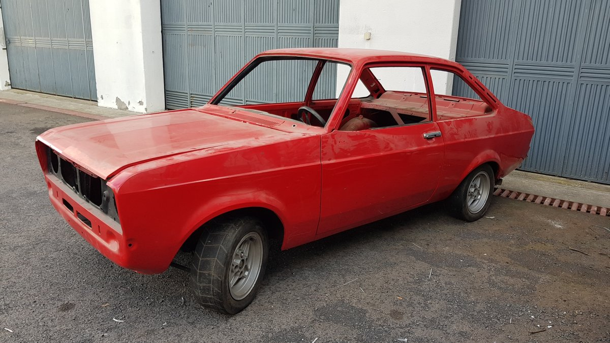 1976 Ford Escort RS2000  Ex-Grp 1 For Sale (picture 2 of 6)