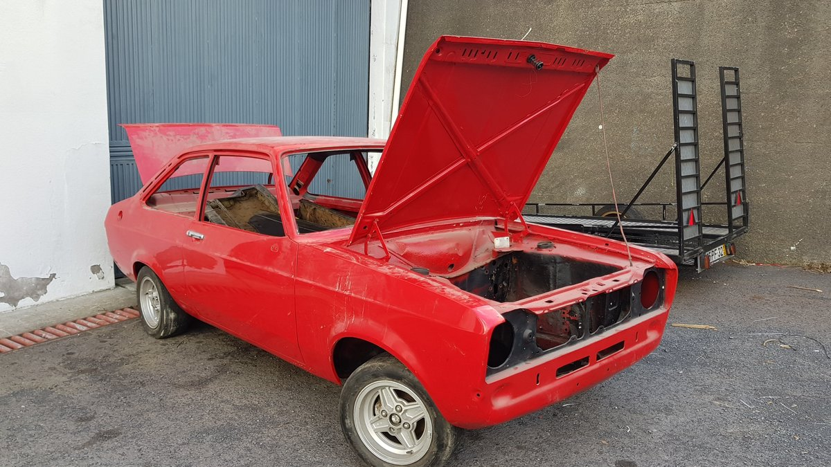 1976 Ford Escort RS2000  Ex-Grp 1 For Sale (picture 3 of 6)