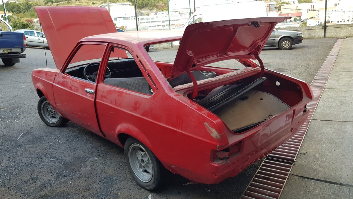 1976 Ford Escort RS2000  Ex-Grp 1 For Sale (picture 4 of 6)