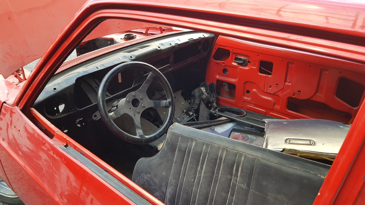 1976 Ford Escort RS2000  Ex-Grp 1 For Sale (picture 5 of 6)